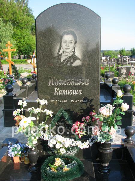Изготовление надгробий у ребенка заказать эксклюзивный памятник